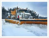 Seasonal Plow/Spreader Operators