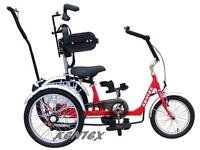 Kentex Rehab Disabled Mobility Trike Youth Teens Brand NEW