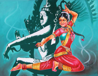 Bharathanatyam and Indian free style dance lessons for kids
