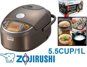 NEW ZOJIRUSHI INDUCTION HEATING PRESSURE COOKER - 5.5CUPS