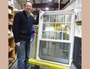 BLOWOUT STOCK- WINDOW AND DOOR SALE- STORE CLEARANCE