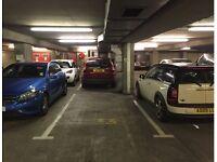 Indoor Secure Car Parking Space - Glasgow Merchant City / City Centre