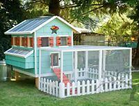 Are you Creative? Can you Build?Looking for Costume Chicken Coop