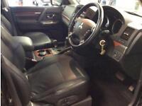 2014 Mitsubishi Shogun 3.2 DI-DC SG3 LWB SUV 5dr Diesel black Automatic