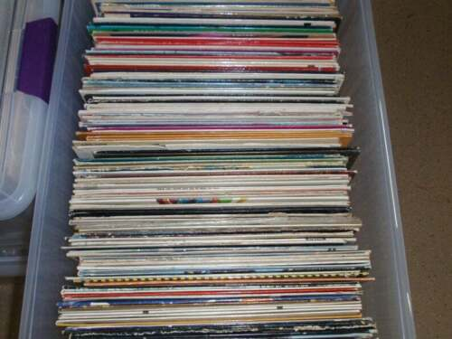 Random Lot of Vinyl Records - 20 vinyl records per lot