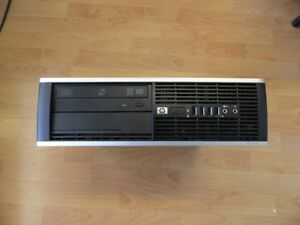 HP Small Form Factor computer sale