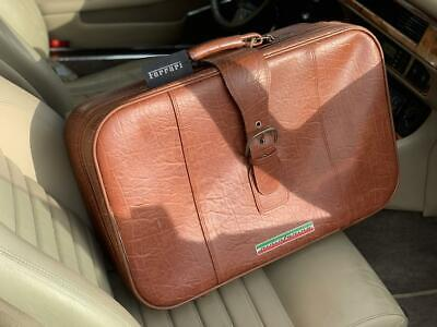 Pininfarina Ferrari VINTAGE Recreation Luggage F355 328 348 456 550 Testarossa