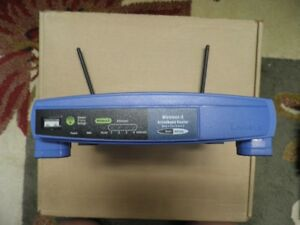 Linksys wireless G Router sale