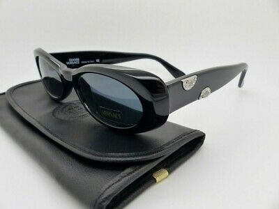 Versace Medusa Model 248/H Women's Sunglasses Black with Case