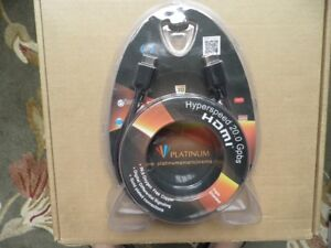Platinum Gold Plated HDMI cable