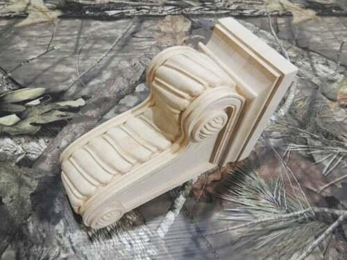 """9x6x4"""" Maple Hardwood Corbels"""