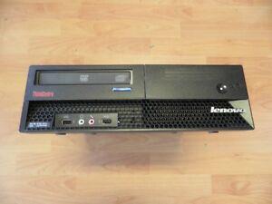 Lenovo M57 ( 2 Core ) SFF computer