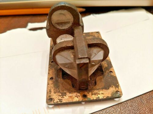Telescopic Musket Prism Sight Snipper Scope Model 1913 Warner & Swasey WWI