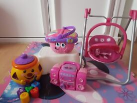 toys bundle for girl
