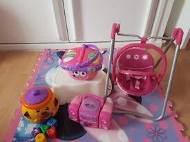 toys bundle for girl