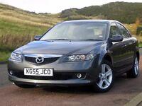 Mazda 6 Facelift 1.8 S 2005 (55 Reg) Manual Petrol Hatchback