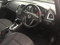 2014 Vauxhall Astra 1.6 i VVT 16v SE 5dr Petrol black Automatic