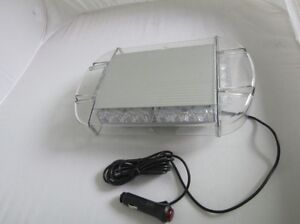 Emergency snow ,tow truck led flashing strobe lights