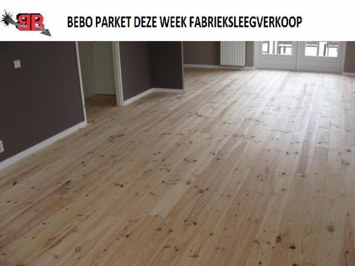 Massief houten planken vloer 20cm breed 20mm dik nu u20ac7.25