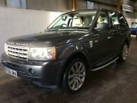 2006 Land Rover Range Rover Sport 4.4 V8 HSE 5dr Petrol grey Automatic