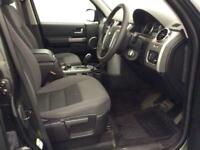 2008 Land Rover Discovery 2.7 TD V6 GS 5dr Diesel green Automatic