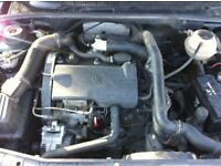 vw 1.9TDi 1990's engine wanted