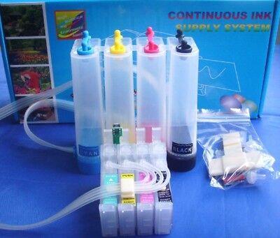 Cis-continuous Ink System (CIS Continuous ink system for e pson Stylus T10/T11/T20/T20E/T24/TX30/T40W/TX100)