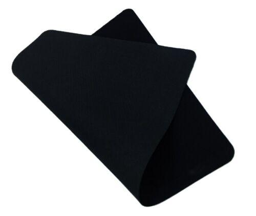 220*180*1.2mm Black Mouse Mat Mousepad Mouse Pads for Comput