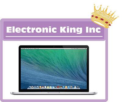 """NEW Apple Macbook Pro 2.7GHz 2.7 GHz 13.3"""" MF839LL/A 8GB RAM 128GB RETINA 2015"""