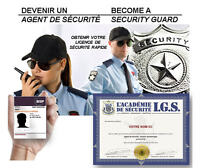 FORMATION AGENT DE SECURITE