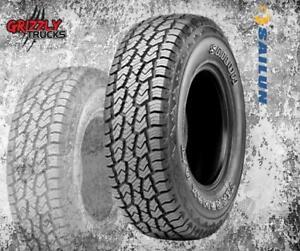NEW TerraMax AT - Tripeak Snowflake - 10 Ply E Load Rated !!!