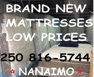 NEW MATTRESSES FACTORY DIRECT PRICES NANAIMO