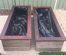 Recycled Timber Garden Boxes Wyndham Vale Wyndham Area Preview