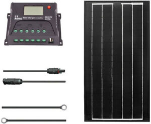 Renogy 30 Watt 12 Volt Monocrystalline Solar Kit
