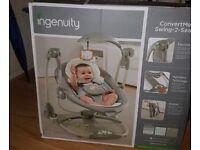 Brand New Ingenuity Baby Swing 2 Seat