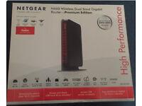 Netgear Cable Router WNDR3800