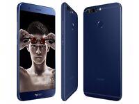 "New Huawei Honor V9 (8 Pro) (DUK-AL20) RAM 4GB/64GB Dual SIM Unlocked Smartphone 5.7"" Dual Camera"