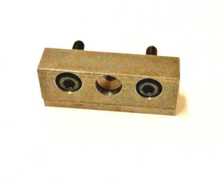For Haas SL-10 / ST-10 Turret Face Wedge Clamp CNC Lathe Block