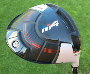 Taylormade M4 Drivers - LH and RH