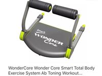 Home Gym Smart Core Machine Wonder Body Exercise System Ab Workout Fitness Train