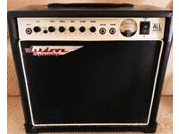 Ashdown Engineering 20W guitar amp - perfect for beginner or upgrade