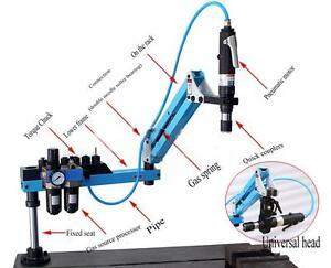 Universal Pneumatic Air Drilling Machine Working Radius: 39.37inch M3-M12 New 230548