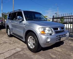 2006 Mitsubishi NP Pajero Exceed DUAL FUEL (LPG) 7 seats $9,999 Highgate Hill Brisbane South West Preview