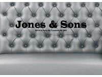 CDP/Junior Sous Chef needed at Jones & Sons