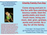 Family fun day(charity event)