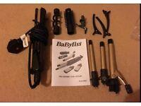 Babyliss Pro Ceramic 12 in 1 Styler Model 2800U