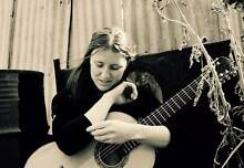 Classical Guitar Lessons - Clair Wenborn, Master of Music Hornsby Hornsby Area Preview