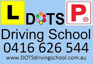 Driving Lesson Sale Rates start from $40/hour DOTS Driving School Campbelltown Campbelltown Area Preview
