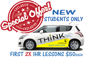 Think Driver Training - Driving School Pine Rivers Brisbane North Murrumba Downs Pine Rivers Area Preview