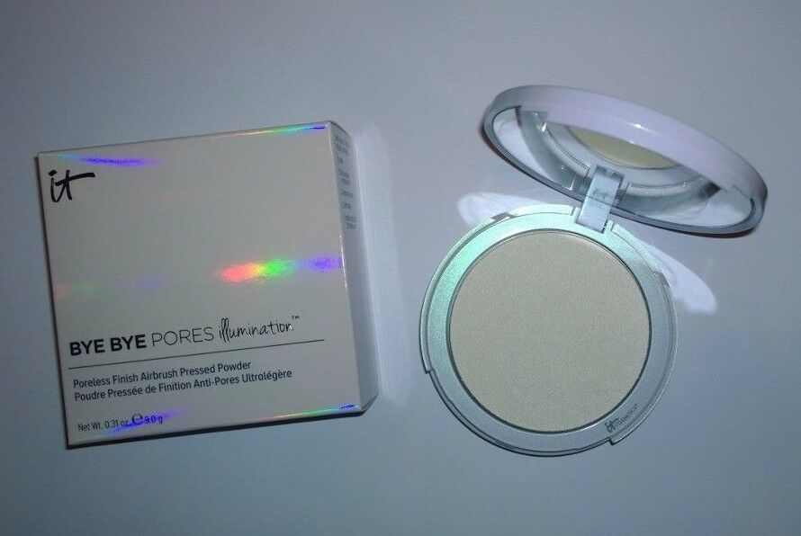 IT Cosmetics Bye Bye Pores Illumination Pressed Powder Radia
